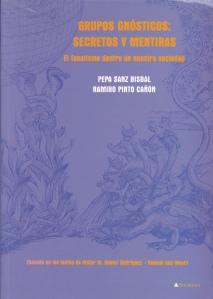 Portada del libro Grupos gnósticos, secretos y mentiras.