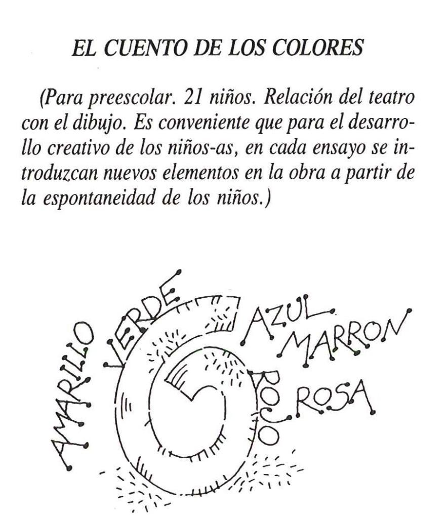 Texto del cuento de los colores 1