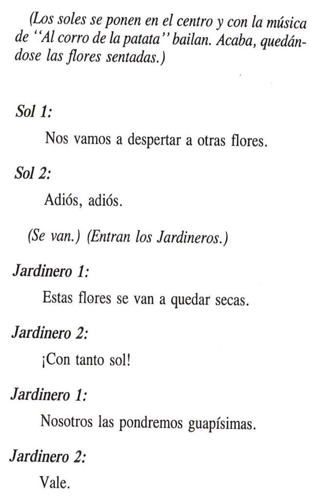 Texto de El Cuento de las Flores  3