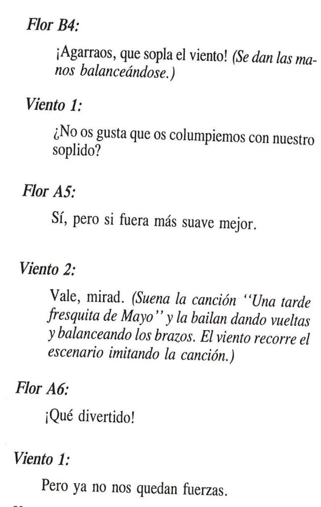 Texto de El Cuento de las Flores 8