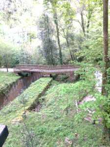 Puente  en Covadonga