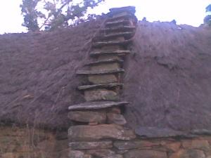 tejado en Villasdemontes
