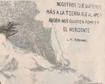 POEMA RIAÑO  Luis Miguel Rabanal-.
