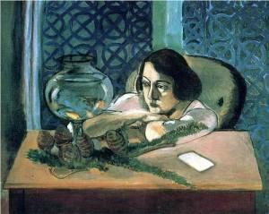 Cuadro de Matisse