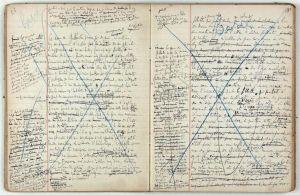 Escrito de Proust