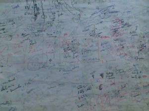 Mapa de una novela