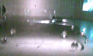 Coche invisible, exposición del MUSAC
