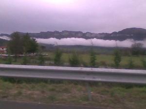 nube carretera