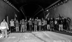 24 tunel slir