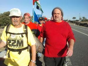 Núñez era el campeón. Apenas los primeros kilómetros iba a su lado para frenar su ímpetu. El camino sigue. Su recuerdo también.