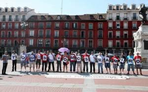El movimiento de parados de Valladolid extiende la reivindicación.