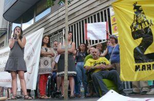 De Stop Desahucios de Madrid.