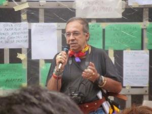 José Luis Lalama de Izquierda Republicana