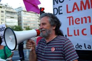 Del Sindicato Andaluz de Trabajadores. Pidieron unidad en la lucha y en establecer una alternativa unitaria.