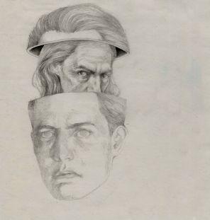 Dibujo de Elía Mervi