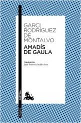 """Portada de """"Amadís de Gaula"""""""