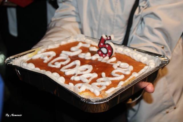 60 tarta 5 ñ