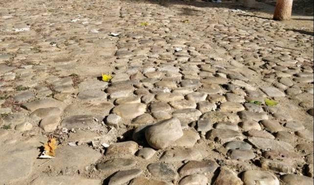 Ileon piedra suelta
