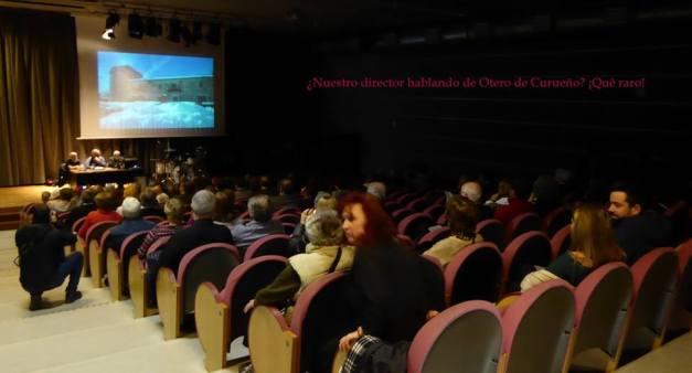 Acto de presentación de la revista Camparradonda, en su 20 aniversario.