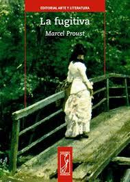 Portada de La fugitiva de Proust
