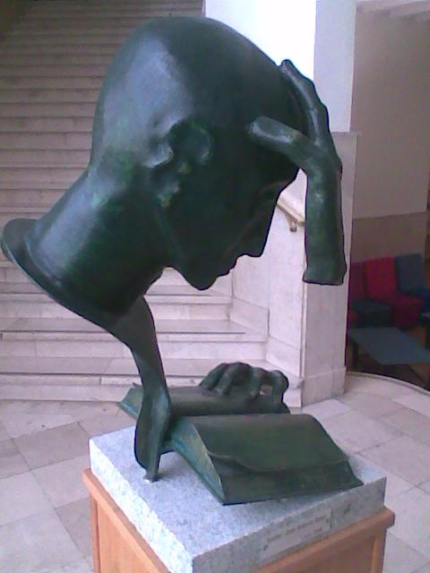 Deberíamos pensar sobre el fenómeno de la literatura en nuestra sociedad.