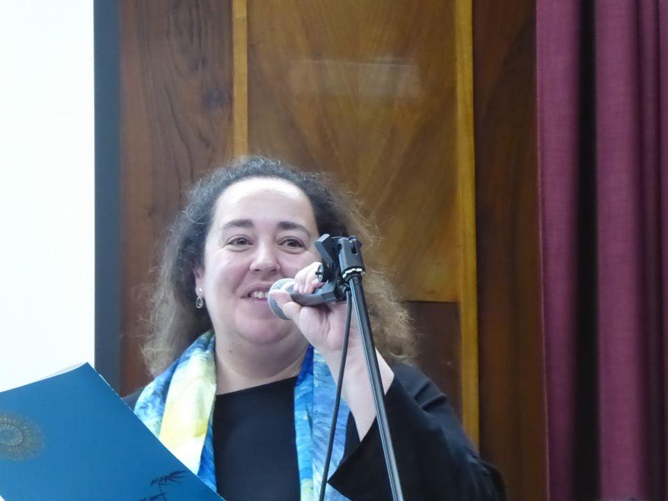 García Lorca también fue músico con el piano. Ella es profesora de este instrumento.