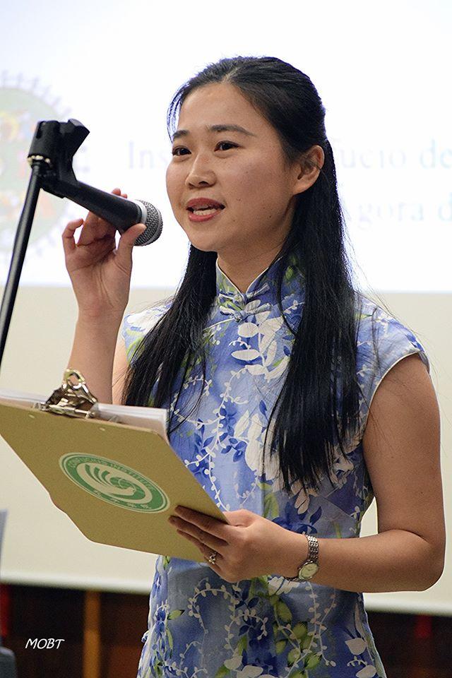 Conf Xie Fangfang