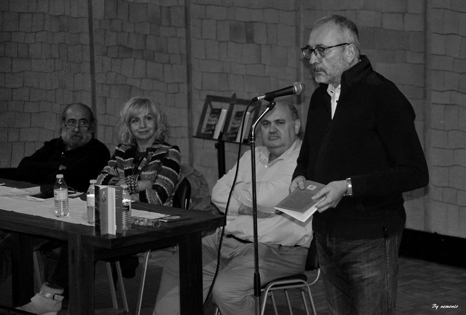 Fernando Pérez, Cristina Pastrana, Delfín Nava y Ramiro Pinto.