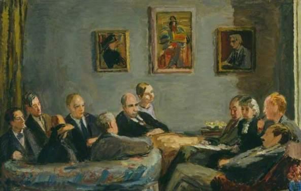 Conversar fue un elemento central para la inspiración para crear literatura o nuevas teorías.