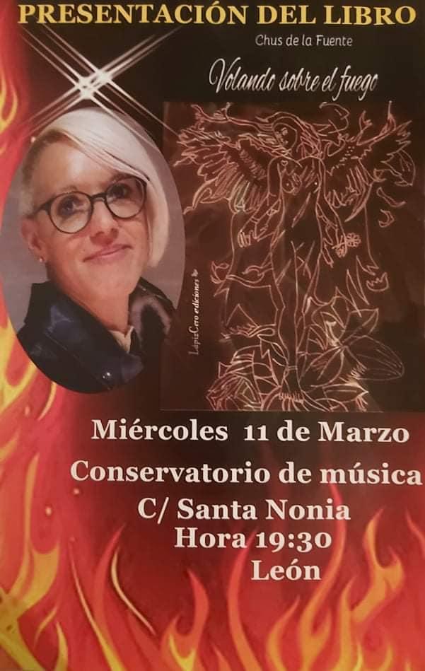 Cartel de Chema Marchena.