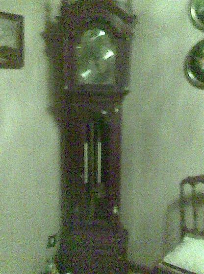 reloj casa